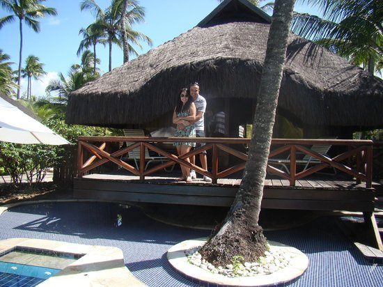 Nannai Resort & Spa: Nosso bangalô