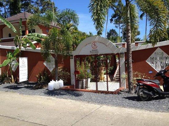 Sallamai Resort : resort entrance