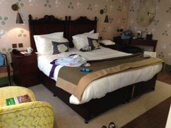 Morton Hotel: letti ampi e comodi