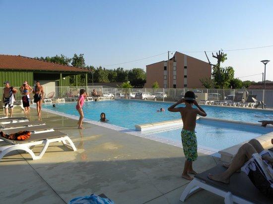 Residence La Grenadine: la piscine