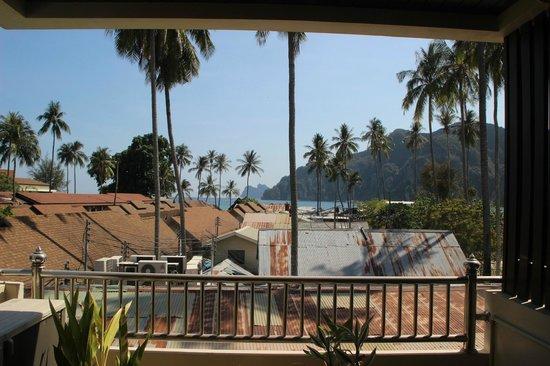 JJ Residence - Bâtiment B - vue depuis chambre deluxe (niveau 1)
