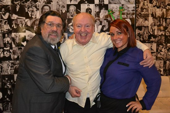 Jimmy Cricket live at the Greenroom