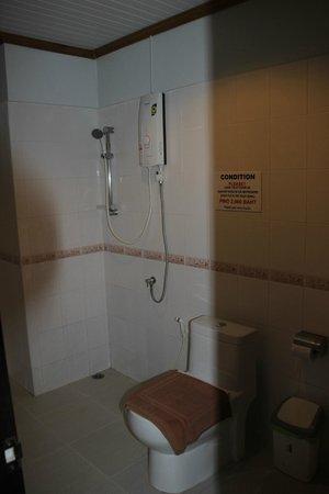 JJ Residence - Bâtiment B - chambre deluxe - salle de bain