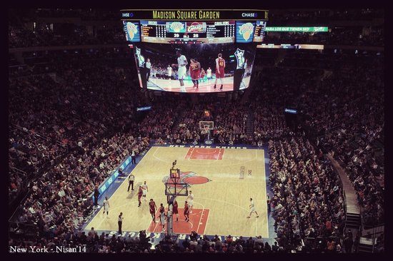 Madison Square Garden: New York Knicks
