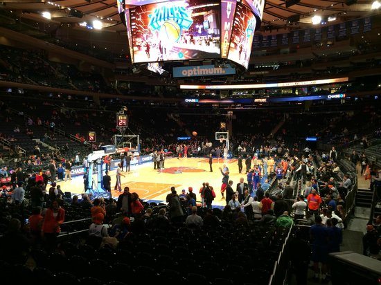 Madison Square Garden: NBA