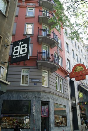 Small Luxury Hotel Das Tyrol: Fachada del hotel
