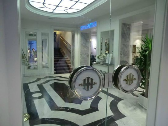 Hotel Imperiale: Hôtel Imperiale ROME