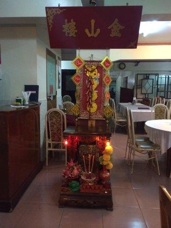 Linh Son Truong Tho pagoda: Ресторан