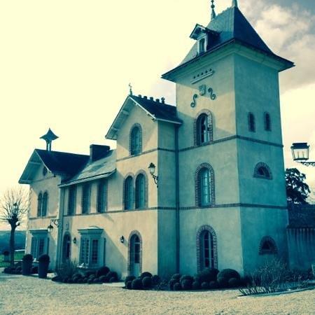 Château Soucherie : house