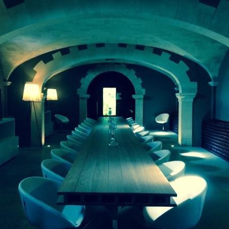 Château Soucherie : interior