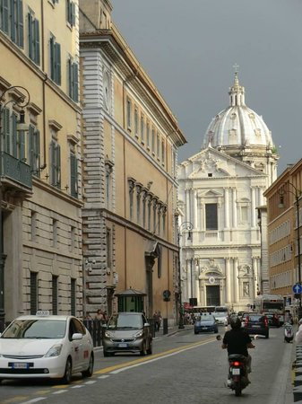 Hotel Imperiale: Rome