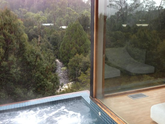 Peppers Cradle Mountain Lodge: private sanctuary