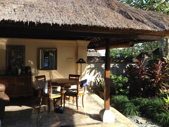 Four Seasons Resort Bali at Jimbaran Bay : The Villa