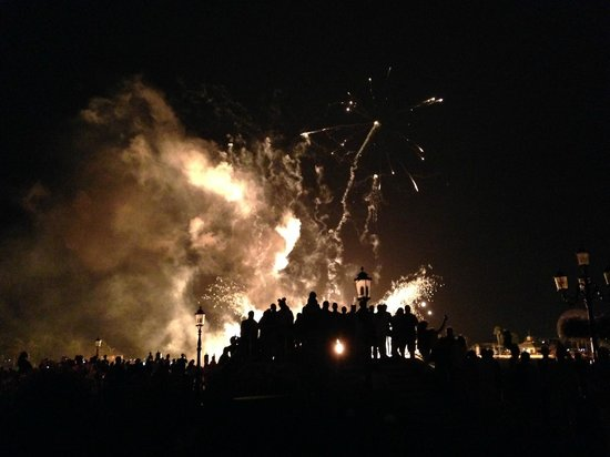Epcot: Illuminations is the Exclamation point of every night.
