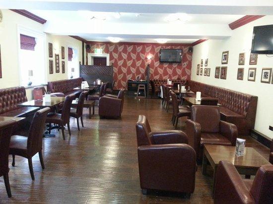 Wortley Hall: Bar