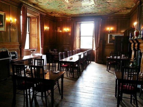 Wortley Hall: Fire Brigade Union Room