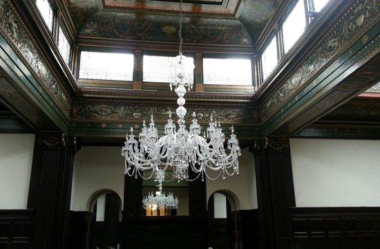 Wortley Hall: Foundry Room
