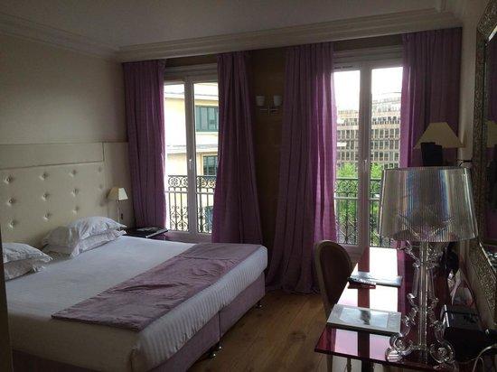 Hotel Le 123 Elysées - Astotel: Room