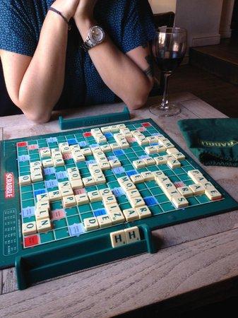 The Punter: Scrabble!