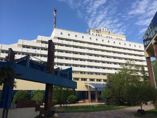 "Nebug, Russland: Курортный комплекс ""Газпром Ямал"""