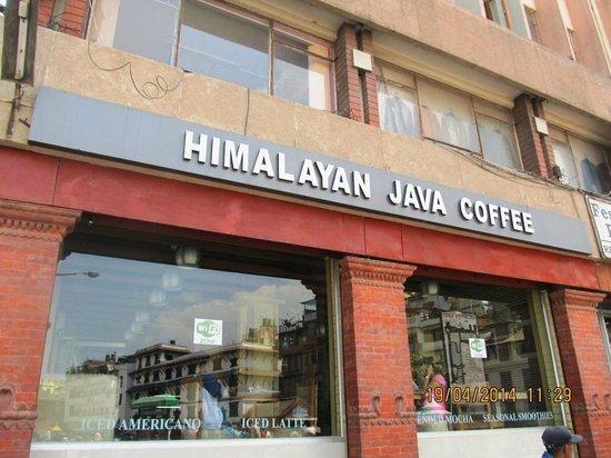 Himalayan Java Coffee: VETRINA