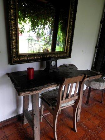 Hotel Casa La Capilla: Hallway