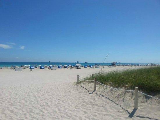 South Beach : spiaggia stupenda