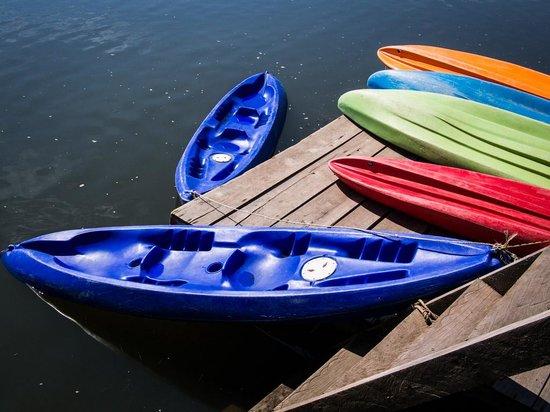 Thmorda Garden Riverside Resort: Free kayaks