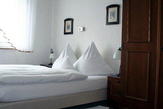 Hotel Wasserspiel: Gemütliches Doppelzimmer