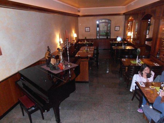 Hotel Rebstock : Nebenzimmer im Restaurant