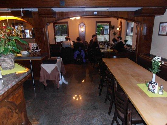 Hotel Rebstock : Restaurant