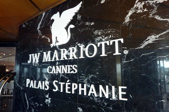JW Marriott Cannes : Entrance