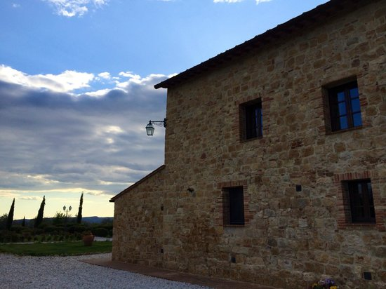 Agriturismo Il Macchione: A small sample of the place. The grounds are large and they produce great olive oil here.