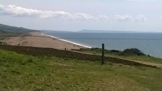 Chesil Beach Lodge : Chesil beach
