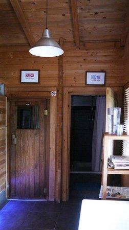 Mount Royale Hotel & Spa: Sauna/Steam room