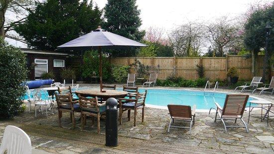 Mount Royale Hotel & Spa: Pool area