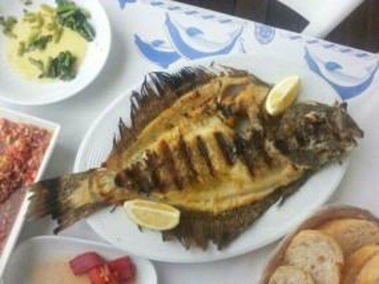 Toros Restaurant: süper bir tadı var