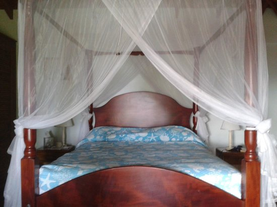 Petite Anse Hotel Grenada : Bedroom