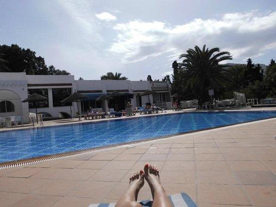 Marhaba Royal Salem: another pool