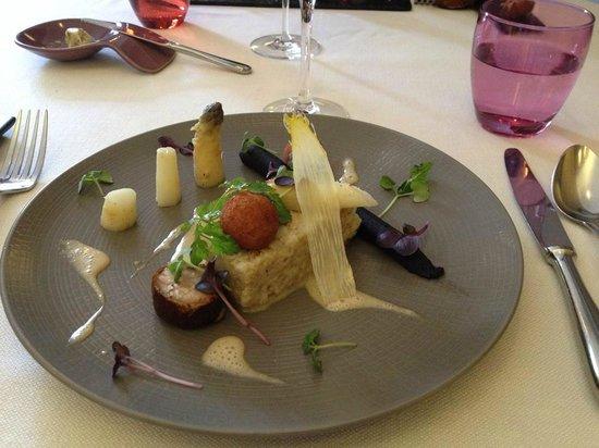 Restaurant Le Gambetta : plat