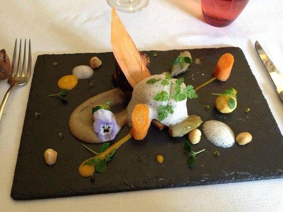 Restaurant le Gambetta: plat