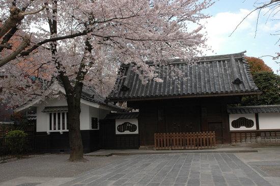Hotel Kaminarimon: 伝法院