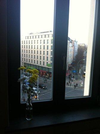 The Circus Hotel : vistas de Rosenthaler Platz