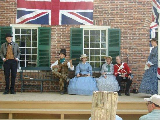 Upper Canada Village : Queen Victoria's Birthday Celebrations