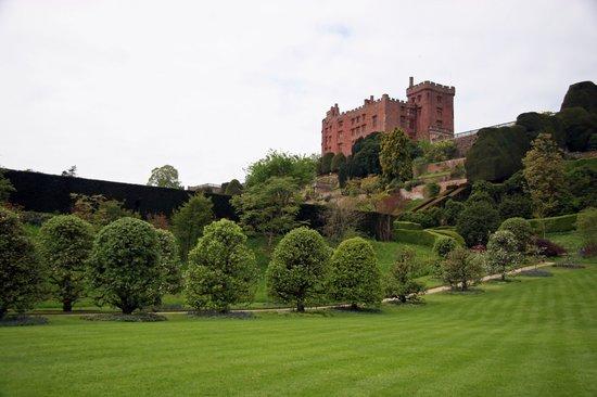 Powis Castle and Garden: castle
