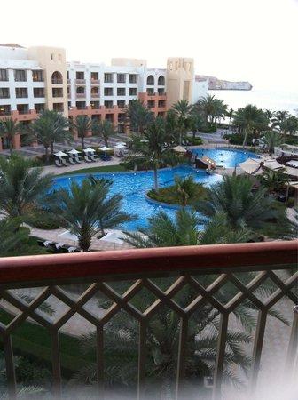 Shangri-La Al Husn Resort & Spa: From my room 4floor