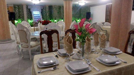 Hotel Aragosta : RESTAURANT