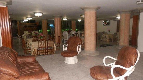 Hotel Aragosta : SALÓN DE EVENTOS 1