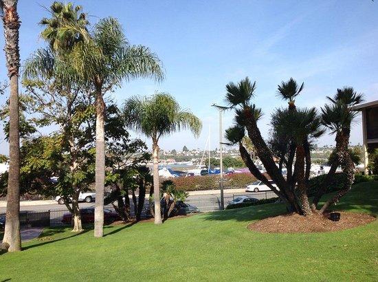Hyatt Regency Newport Beach: grounds