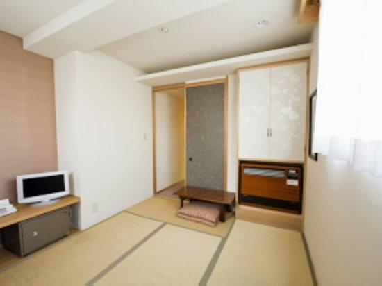 Hotel Kaminarimon : 客室